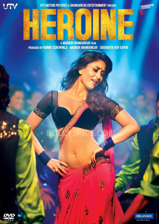 12nov HeroineDVDReliance Reliance Home Video release Heroine on DVD & VCD