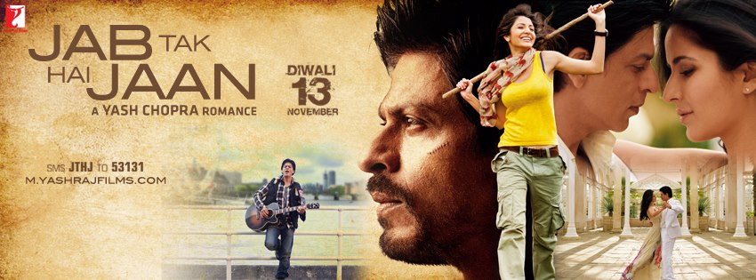 12nov JTHJ JhaReview JTHJ is an ambrosial autumn sonata done in colours and moods that redefine Mr Yash Chopra's legendary levels of aesthetics   Subhash K Jha reviews Jab Tak Hai Jaan