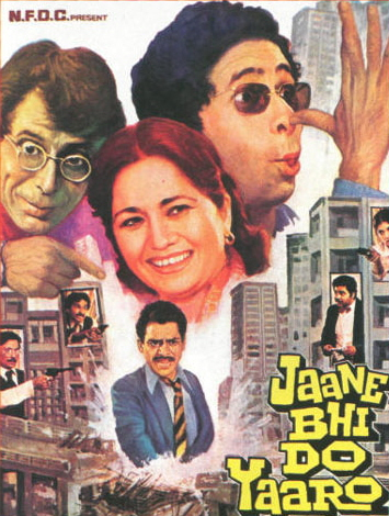To this day Jaane Bhi Do Yaaron remains a crazy film   Subhash K Jha reviews this 1983 release