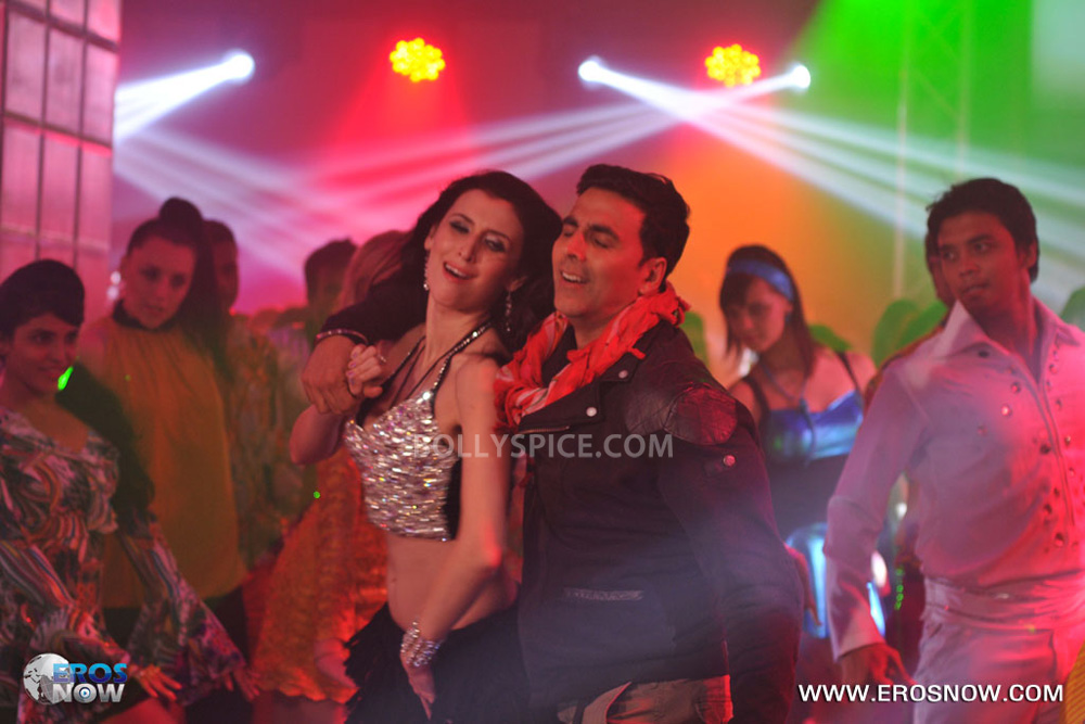 12nov Khiladi786song03 Khiladi 786 presents the Lonely Song Remix