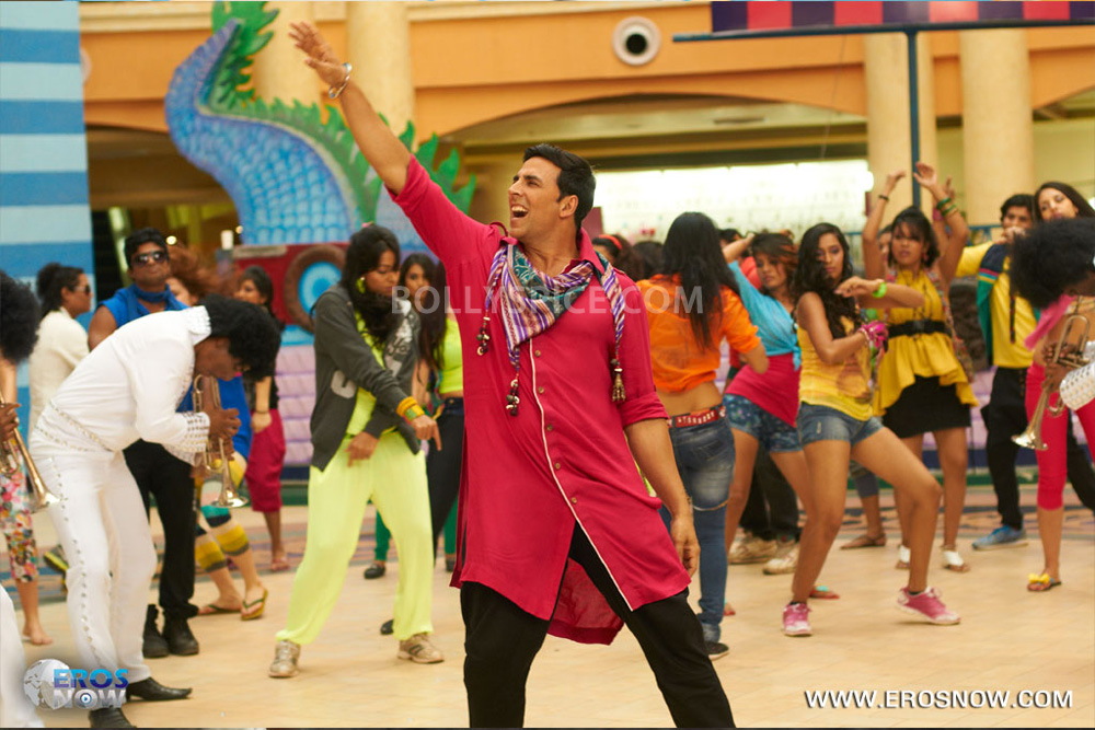 12nov Khiladi786song06 Khiladi 786 presents the Lonely Song Remix