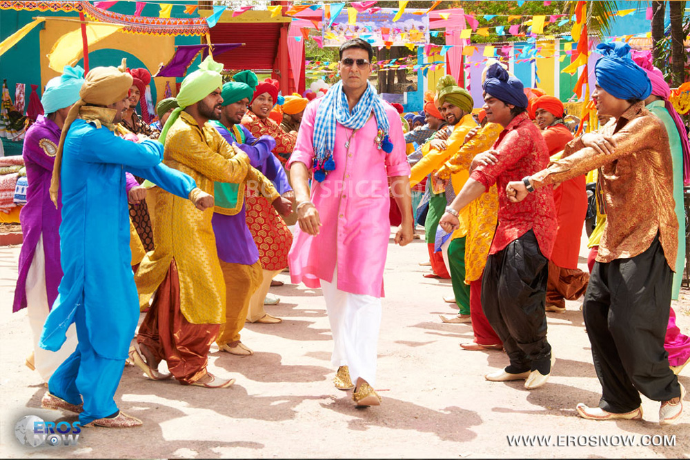 12nov Khiladi786song08 Khiladi 786 presents the Lonely Song Remix