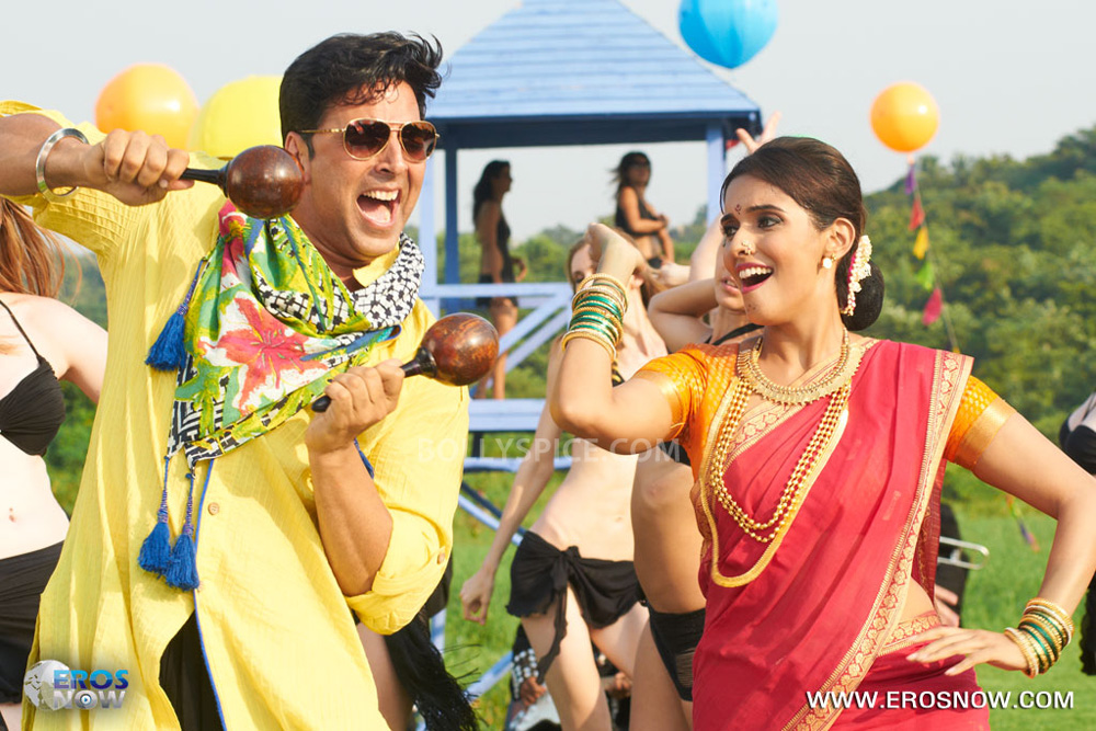 12nov Khiladi786song10 Khiladi 786 presents the Lonely Song Remix