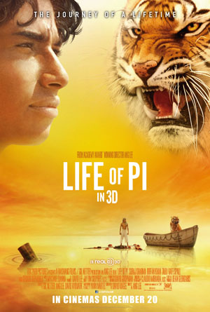 12nov LifeOfPi JhaReview It is that slice of cinema that bedazzles, beguiles and bewilders the senses.   Subhash K Jha reviews Life of Pi(dubbed)