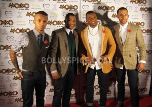 12nov MOBOAwards02 300x211 BollySpice attends the MOBO Awards 2012