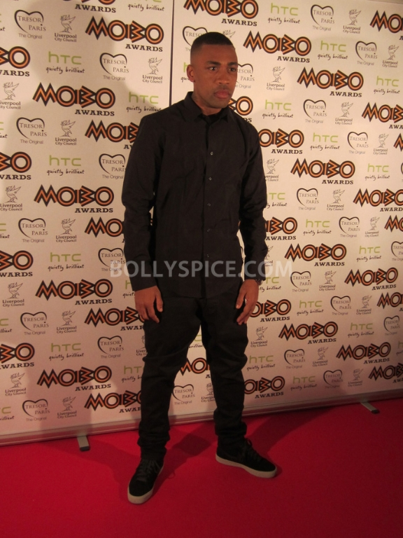 12nov MOBOAwards03 BollySpice attends the MOBO Awards 2012
