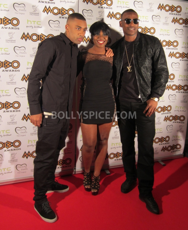 12nov MOBOAwards04 BollySpice attends the MOBO Awards 2012