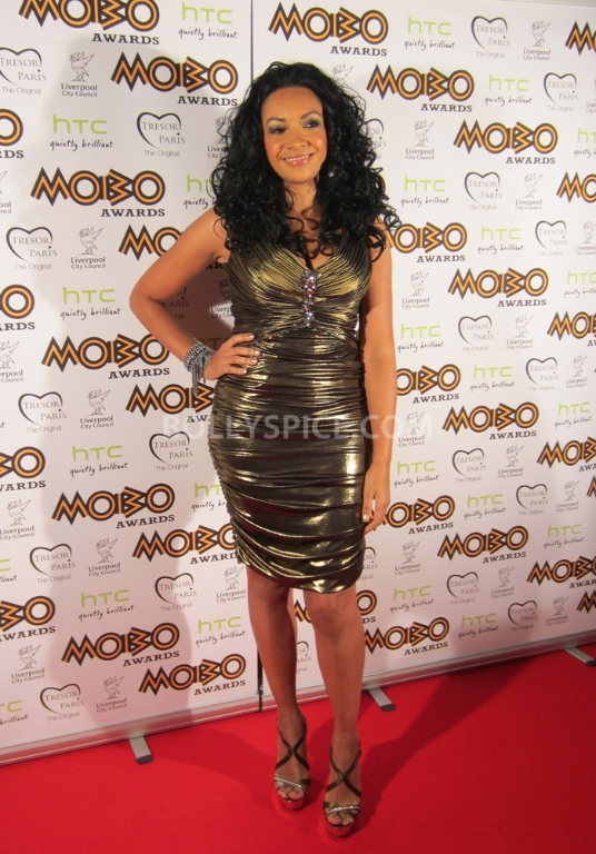 12nov MOBOAwards05 BollySpice attends the MOBO Awards 2012