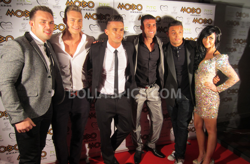 12nov MOBOAwards06 BollySpice attends the MOBO Awards 2012
