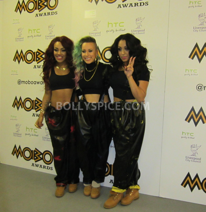 12nov MOBOAwards13 BollySpice attends the MOBO Awards 2012