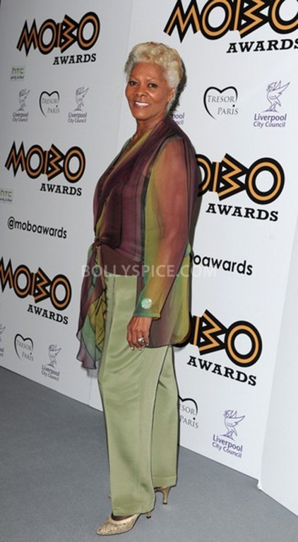 12nov MOBOAwards18 BollySpice attends the MOBO Awards 2012