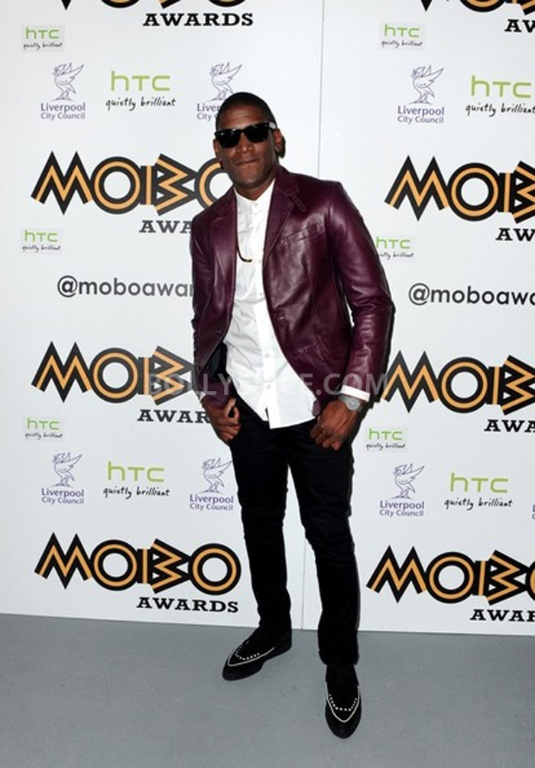 12nov MOBOAwards20 BollySpice attends the MOBO Awards 2012