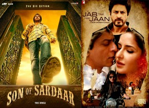 12nov SOSnJTHJ goodopening 300x217 Jab Tak Hai Jaan and Son of Sardaar doing great business at the box office