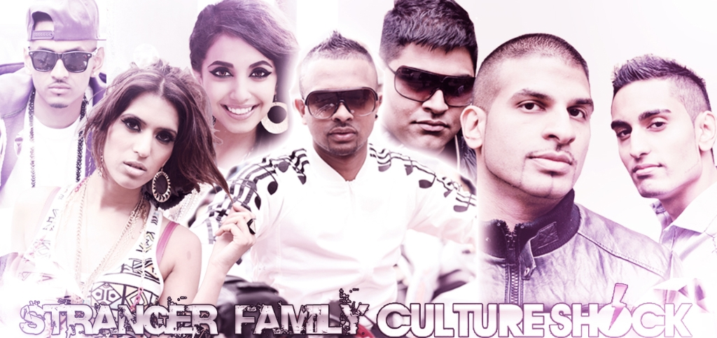 Stranger Family and Culture Shock on UK Tour