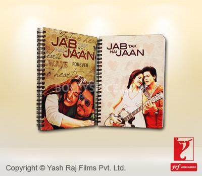 12nov YRFMemoriesMerchandise01 Jab Tak Hai Jaan Memories by YRF Merchandise