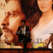 12oct BS JTHJPressCon18 185x185 Shah Rukh, Katrina and Anushka attend Press Conference for Jab Tak Hai Jaan