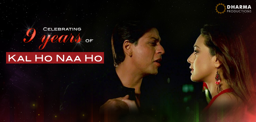 Dharma KalHoNaaHo post Celebrating 9 years of Kal Ho Naa Ho!