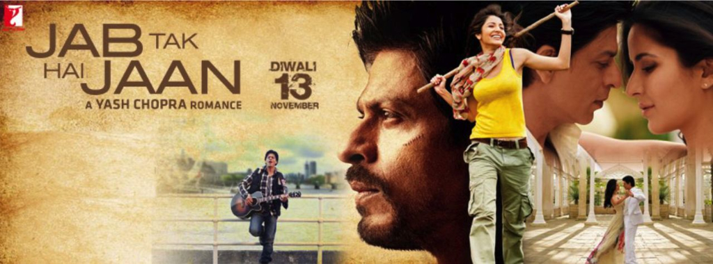 JTHJ Jab Tak Hai Jaan Movie Review