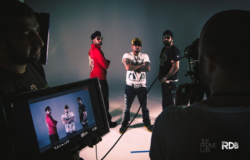 RDB JAZZYB RDB Launch Second Promo Video Fo We Doin It Big Featuring 34 Top UK Bhangra Artists