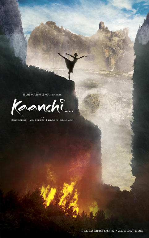 kaanchi poster epig. My Film Kaanchi Will Make a New Girl a Superstar!   Subhash Ghai