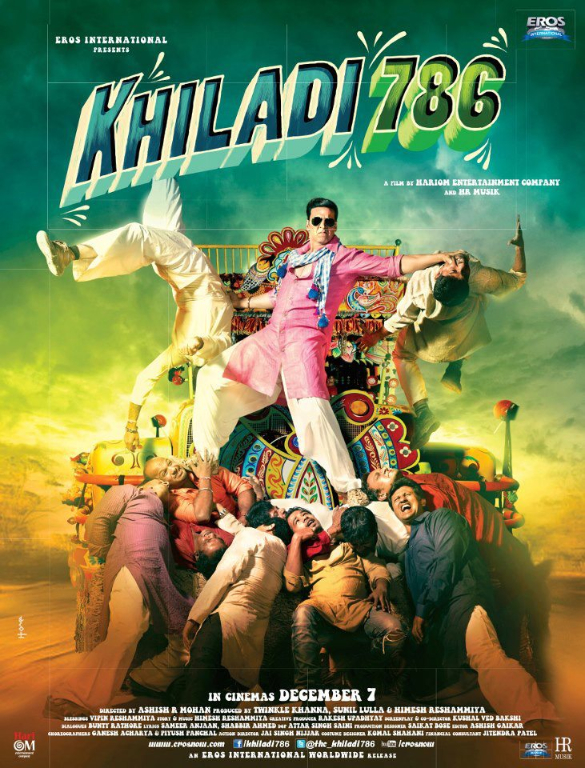 khiladi 786 New Khiladi 786 Trailer plus English Subtitles!