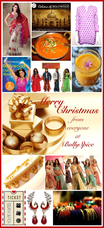 12dec 12DaysofChristmas 12 Days of a Bollywood Fans Christmas