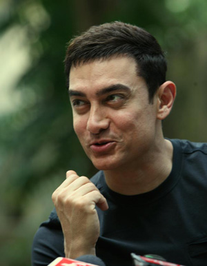 12dec Aamir elated Talaash Aamir Khan is elated with Talaash's success