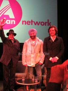 12dec BBCinConversation Deols02 225x300 The Deol's talk to the BBC Asian Network in an intimate in conversation!