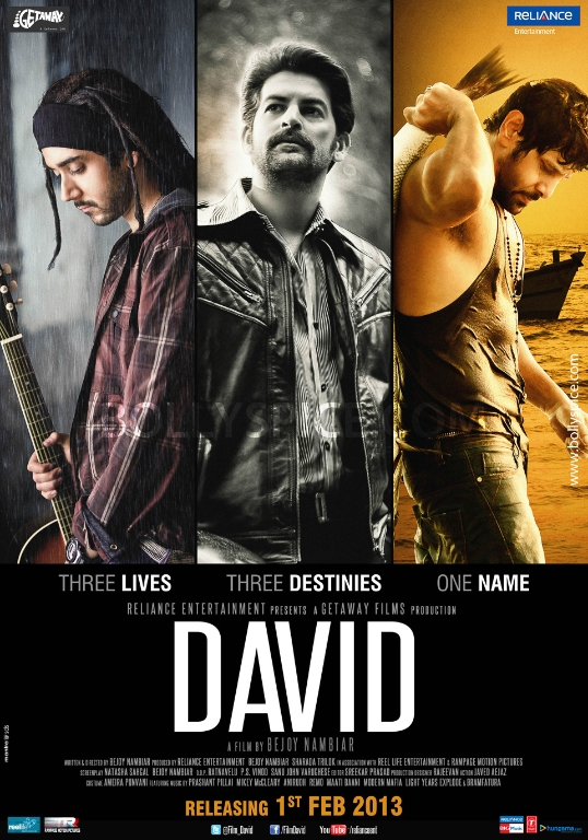 12dec David Poster First Poster and Trailer of David