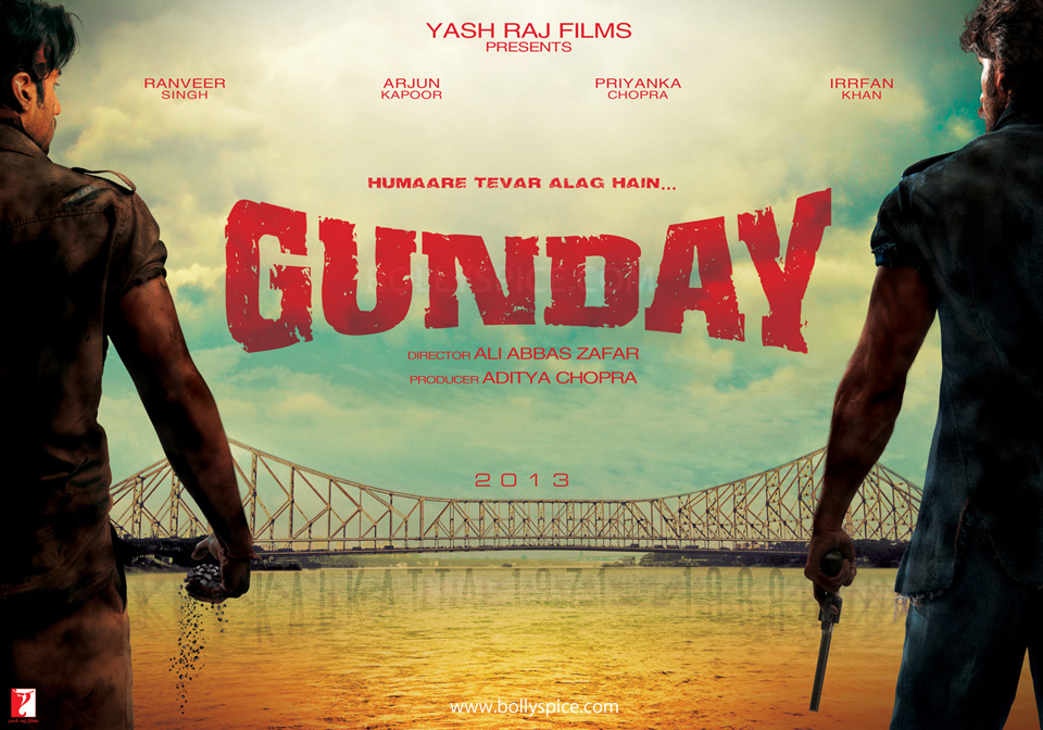 12dec Gunday 1stLook Gunday goes on floor! Check out their first look!