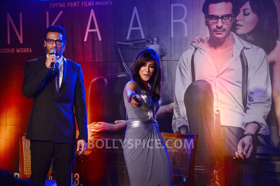 12dec Inkaar Calendar02 Cast of Inkaar launch their calendar for the year 2013