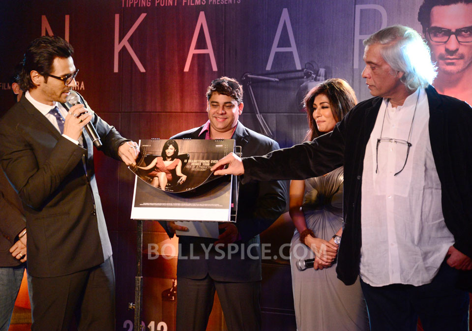 12dec Inkaar Calendar09 Cast of Inkaar launch their calendar for the year 2013