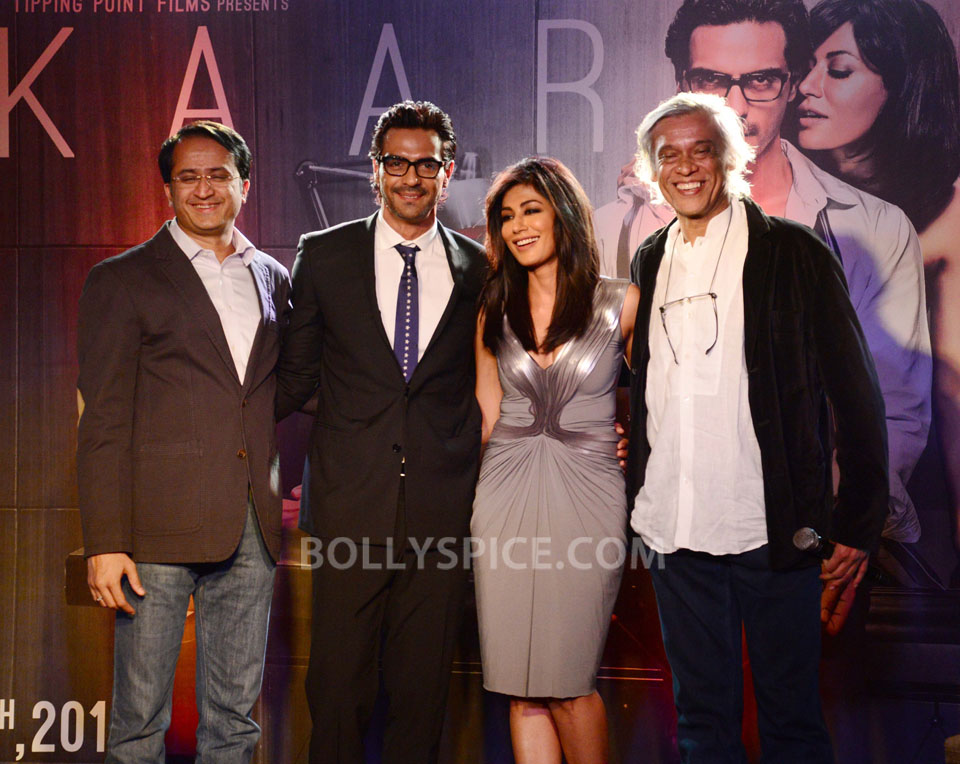 12dec Inkaar Calendar15 Cast of Inkaar launch their calendar for the year 2013