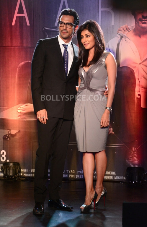 12dec Inkaar Calendar16 Cast of Inkaar launch their calendar for the year 2013
