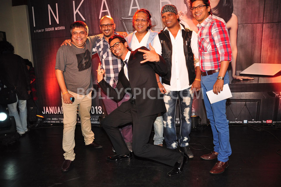 12dec Inkaar Calendar22 Cast of Inkaar launch their calendar for the year 2013