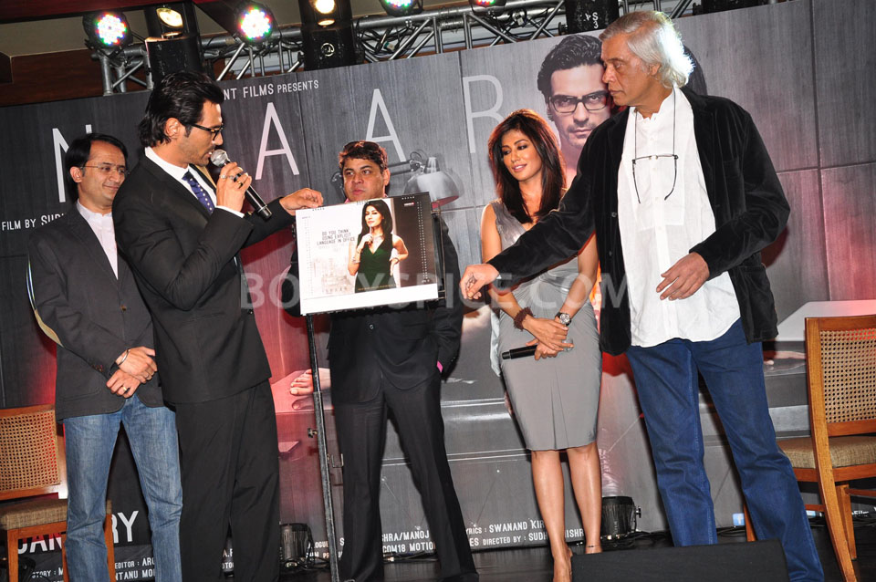 12dec Inkaar Calendar24 Cast of Inkaar launch their calendar for the year 2013