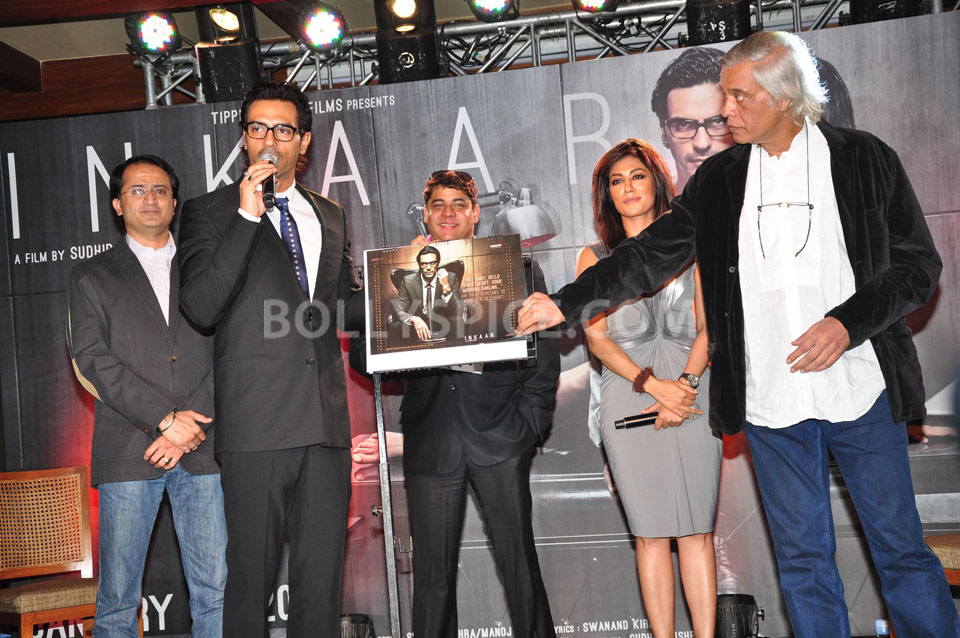 12dec Inkaar Calendar26 Cast of Inkaar launch their calendar for the year 2013