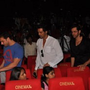 12dec KaiPoChe TrailerLaunch01 185x185 In Pictures: Hrithik, Arjun & Sohail unveil trailer for Abhishek Kapoors Kai Po Che!