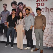 12dec KaiPoChe TrailerLaunch10 185x185 In Pictures: Hrithik, Arjun & Sohail unveil trailer for Abhishek Kapoors Kai Po Che!