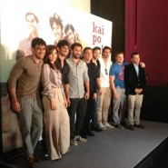 12dec KaiPoChe TrailerLaunch11 185x185 In Pictures: Hrithik, Arjun & Sohail unveil trailer for Abhishek Kapoors Kai Po Che!