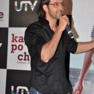 12dec KaiPoChe TrailerLaunch15 185x185 In Pictures: Hrithik, Arjun & Sohail unveil trailer for Abhishek Kapoors Kai Po Che!