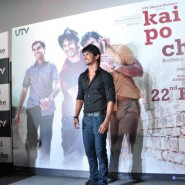 12dec KaiPoChe TrailerLaunch16 185x185 In Pictures: Hrithik, Arjun & Sohail unveil trailer for Abhishek Kapoors Kai Po Che!