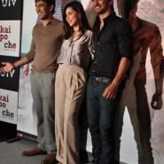 12dec KaiPoChe TrailerLaunch21 185x185 In Pictures: Hrithik, Arjun & Sohail unveil trailer for Abhishek Kapoors Kai Po Che!