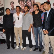 12dec KaiPoChe TrailerLaunch31 185x185 In Pictures: Hrithik, Arjun & Sohail unveil trailer for Abhishek Kapoors Kai Po Che!