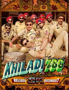 12dec Khiladi786 ComingSoon 228x300 The Khiladi is coming!