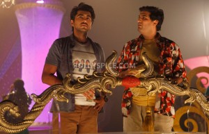 12dec NautankiSaala April12 300x193 Bhushan and Rohan make a Nautanki Plan for Ramesh Sippy's Birthday
