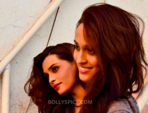 12dec SisterAct05 300x229 Shweta and Shraddha Pandit: Finally we come together on our album Sister Act