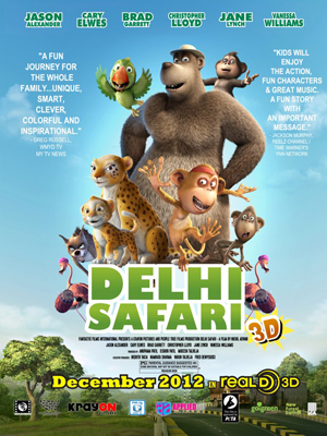 12dec delhisafari Special Review: Delhi Safari   English Version