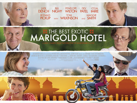 12dec international marigold REFLECTIONS 2012: Top 5 International films with an Indian flavor