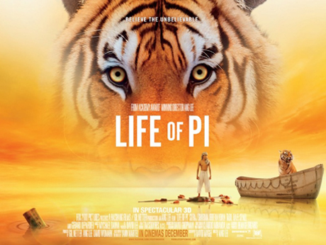 12dec international pi REFLECTIONS 2012: Top 5 International films with an Indian flavor
